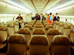 Locuri in avion
